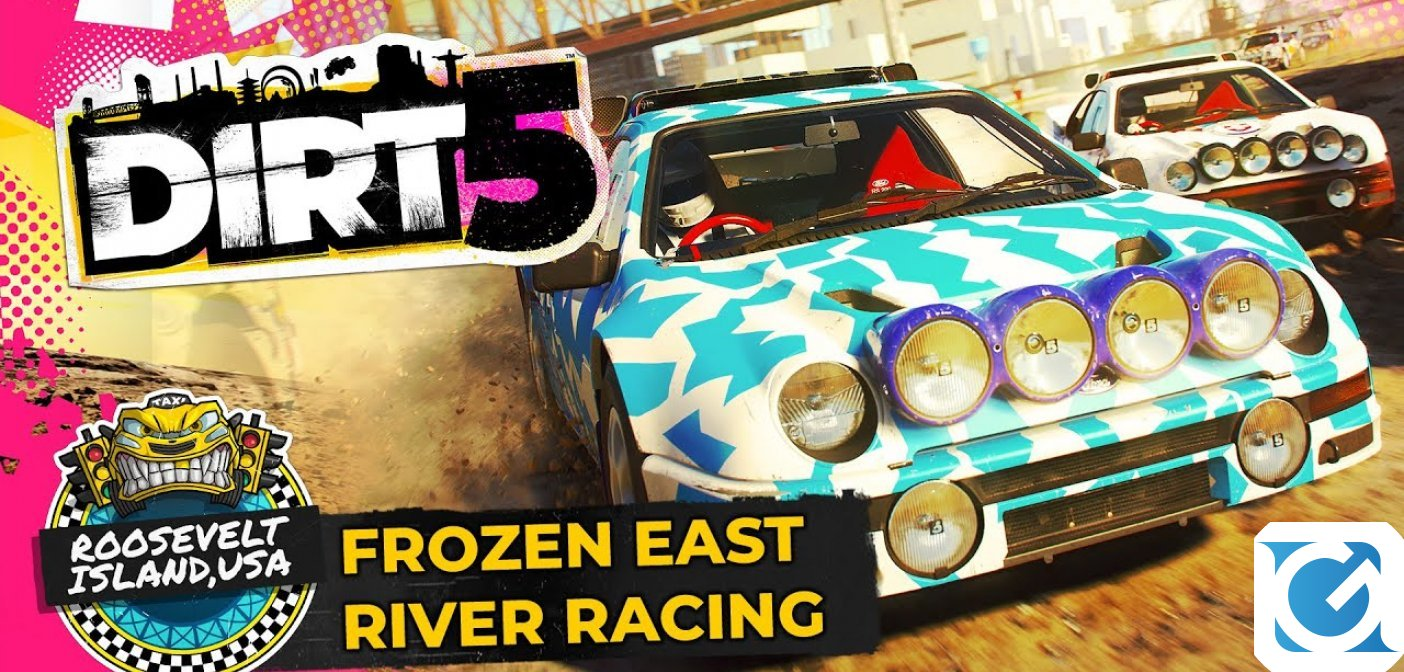 Affronta l'East River: DiRT 5 arriva a New York con l'ultimo video di gameplay
