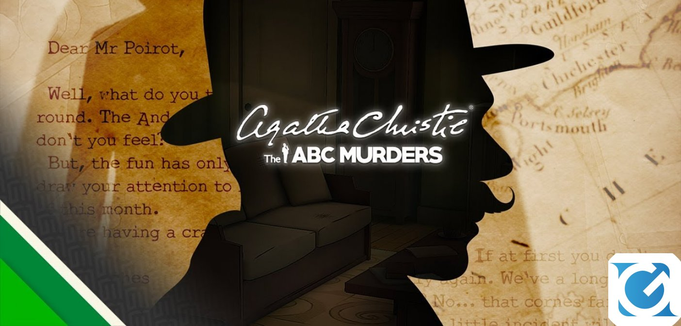 Agatha Christie: The ABC Murders è disponibile per Nintendo Switch