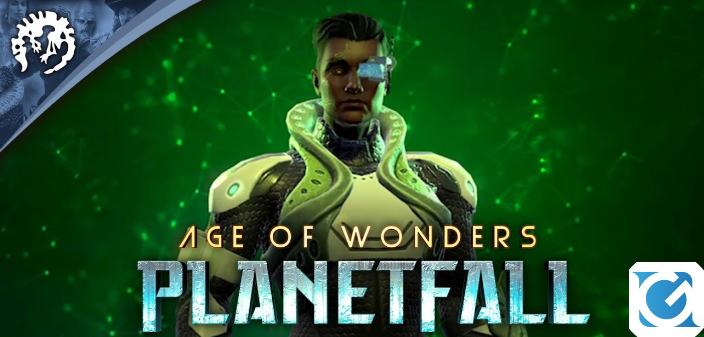 Age of Wonders: Planetfall è disponibile per PC, PS 4 e XBOX One
