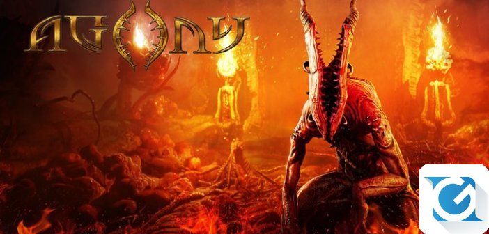 Agony e' disponibile per XBOX One, Playstation 4 e PC