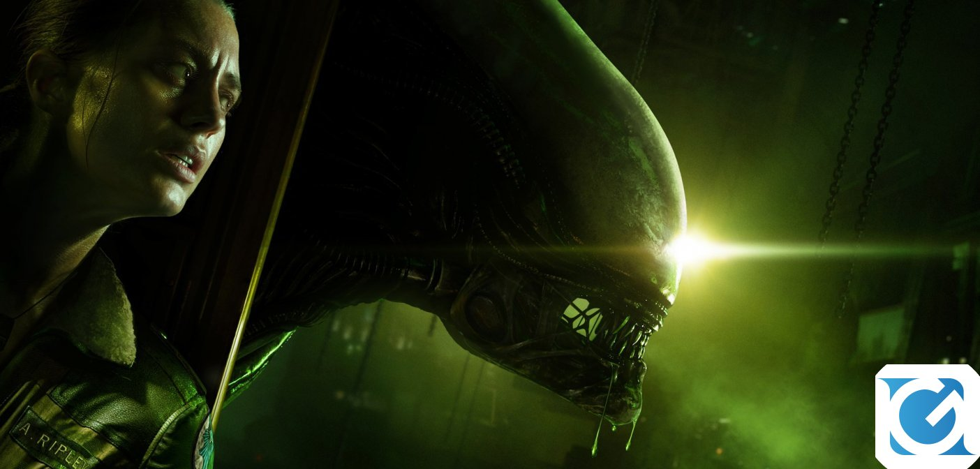 Alien: Isolation si mostra in un nuovo trailer su Switch