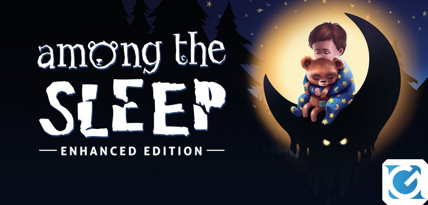 Among the Sleep - Enhanced Edition arriverà su Nintendo Switch il 29 maggio