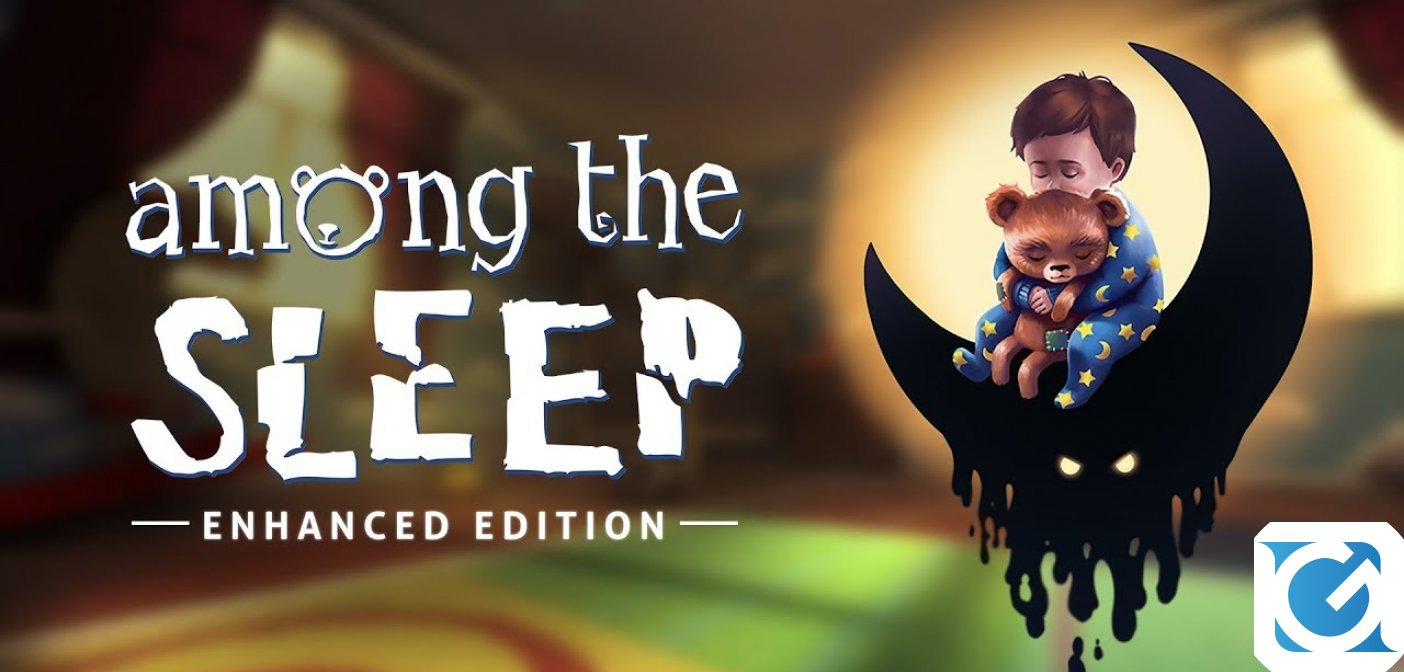 Among the Sleep - Enhanced Edition è ora disponibile per Nintendo Switch