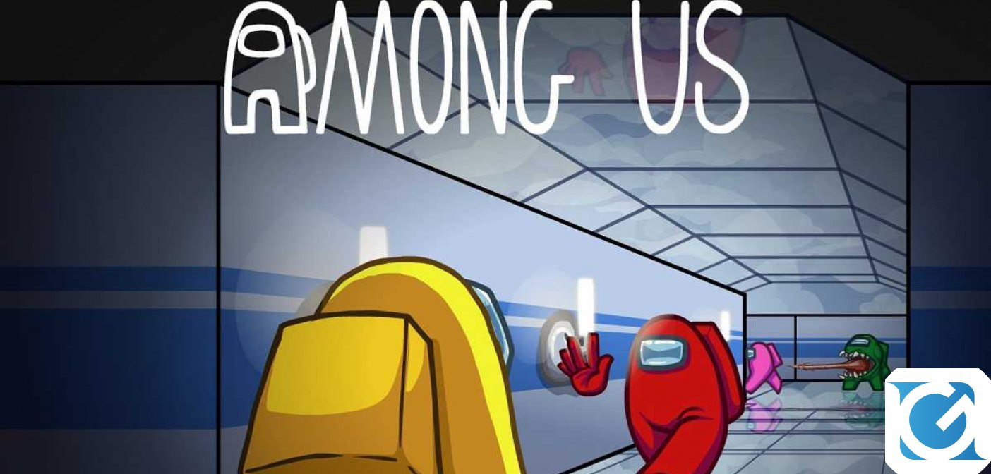 Among Us è Game Ready su GeForce Now