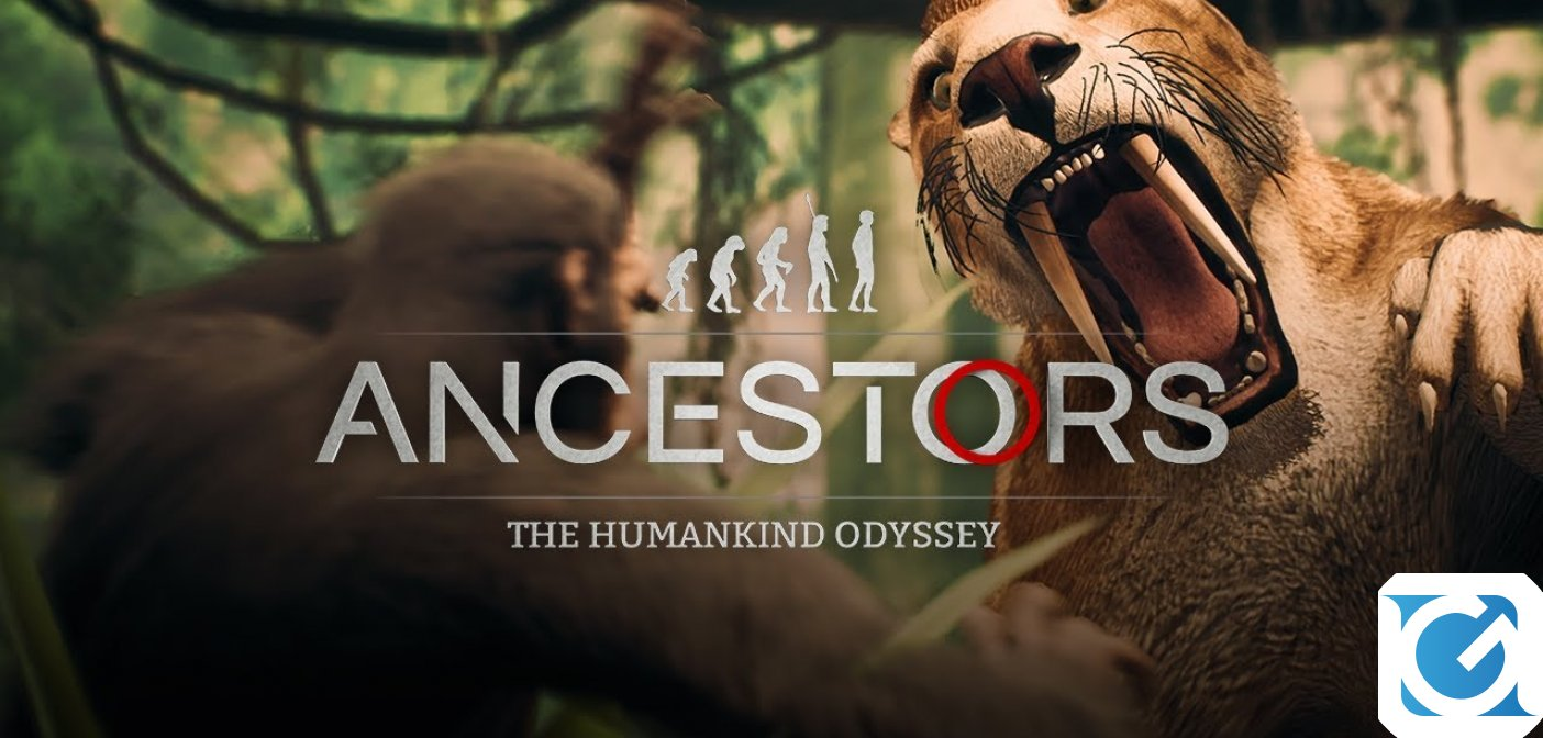 Ancestors: The Humankind Odyssey è disponibile per PlayStation 4 e Xbox One