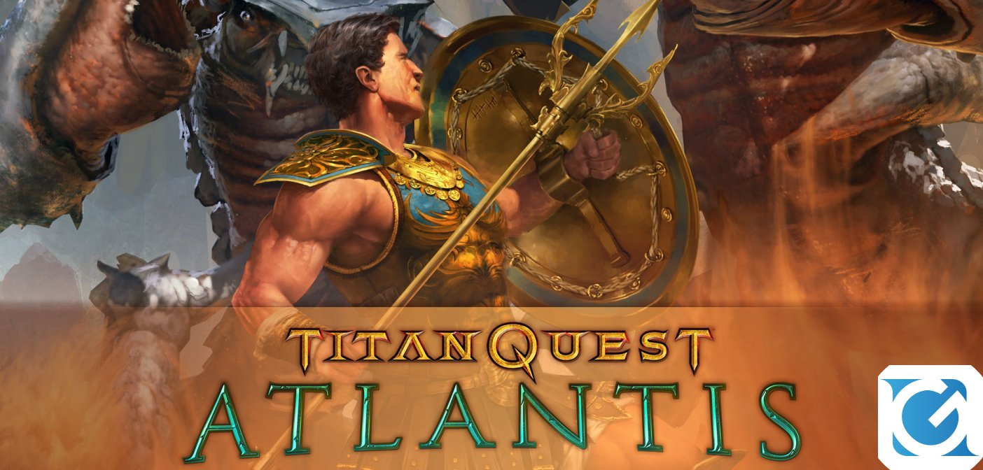Titan Quest Remastered