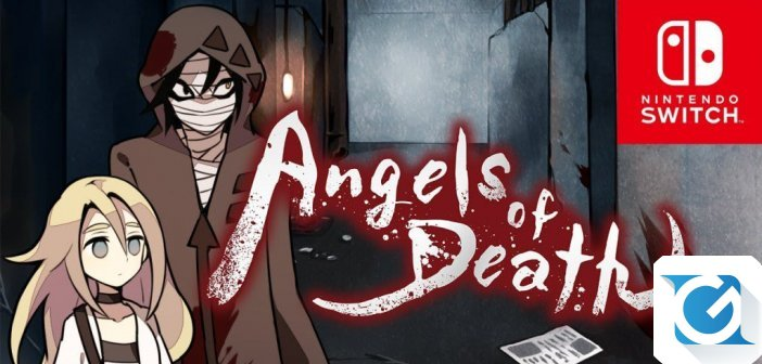 Angels of Death arriva su Nintendo Switch il 28 giugno