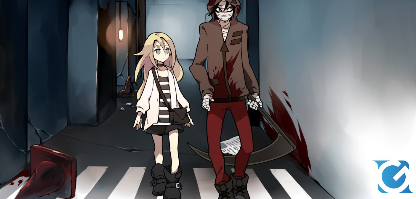 Angels of Death arriva su Steam il bundle anime e gioco!