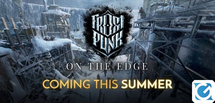Annunciata l'ultima espansione di Frostpunk: On The Edge