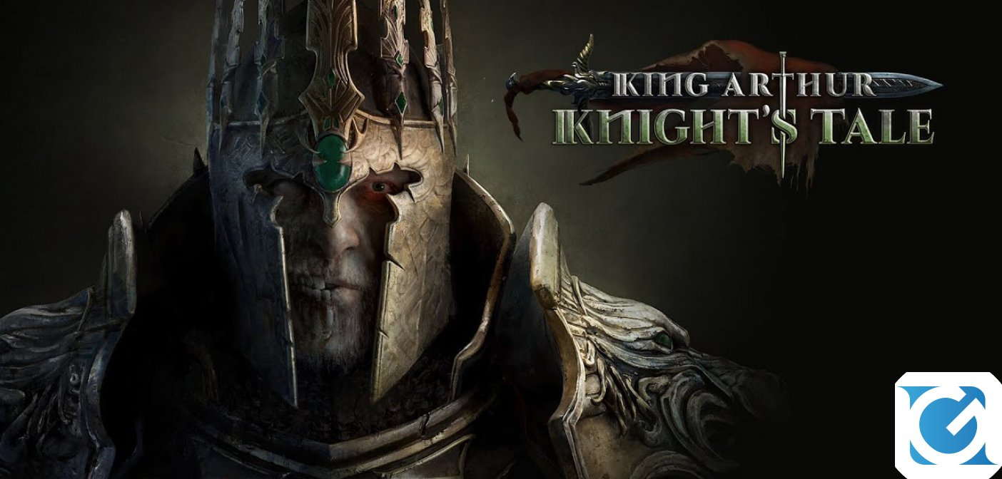 Annunciata la data di uscita in Early Access di King Arthur: Knight's Tale
