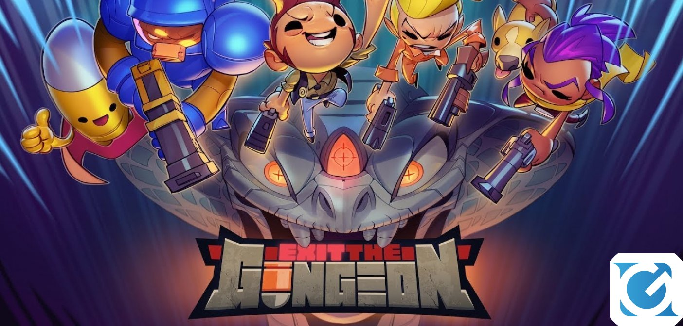 Annunciato Exit the Gungeon: debutterà su Apple Arcade