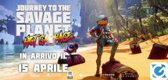 Annunciato il DLC Hot Garbage per Journey To The Savage Planet
