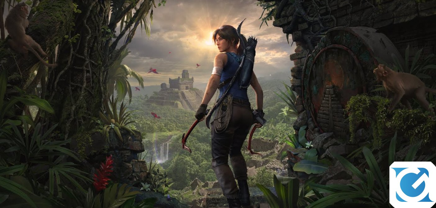 Annunciato Shadow of the Tomb Raider: Definitive Edition