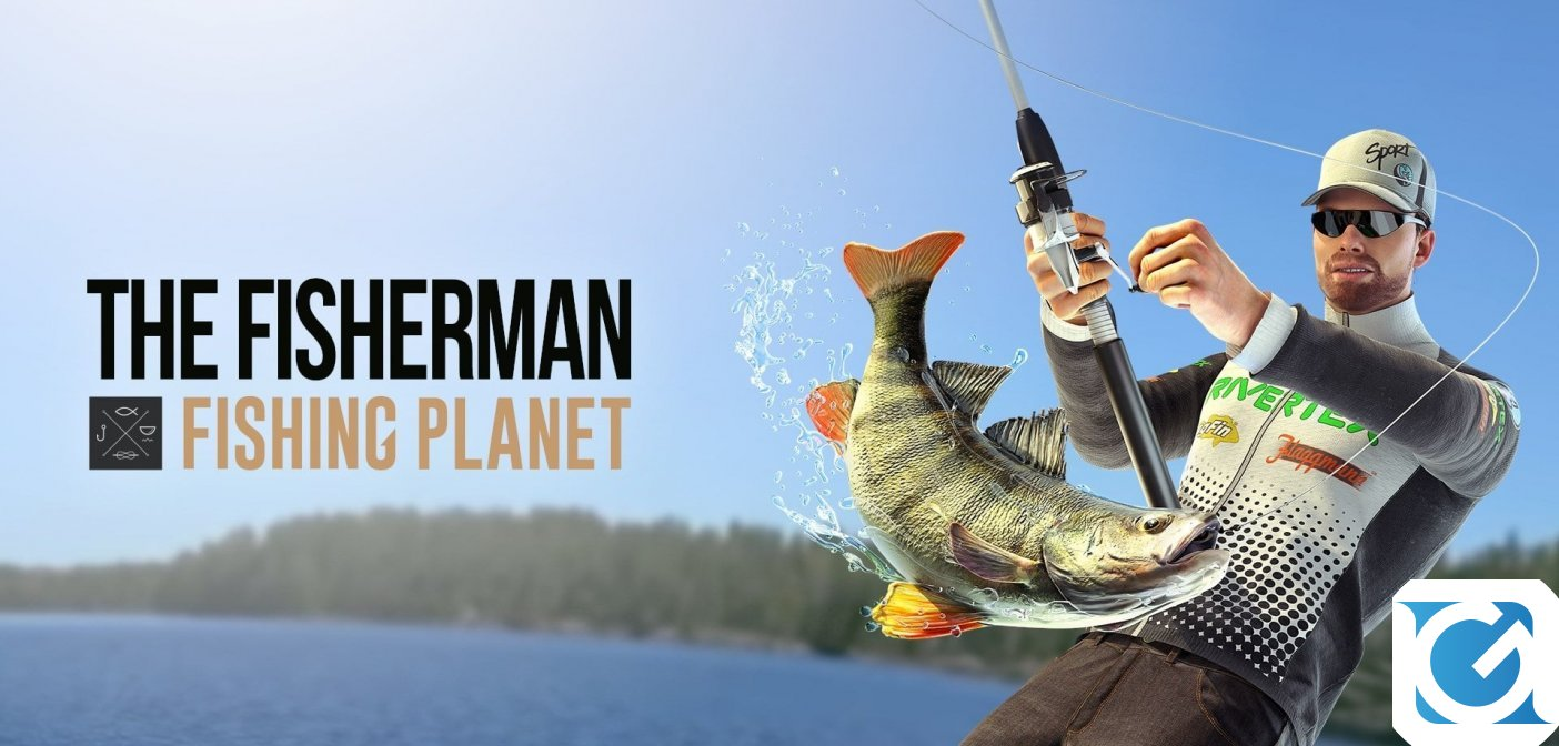 Aperti i pre-order per The Fisherman - Fishing Planet