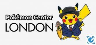 Apre i battenti il Pokémon Center temporaneo di Londra