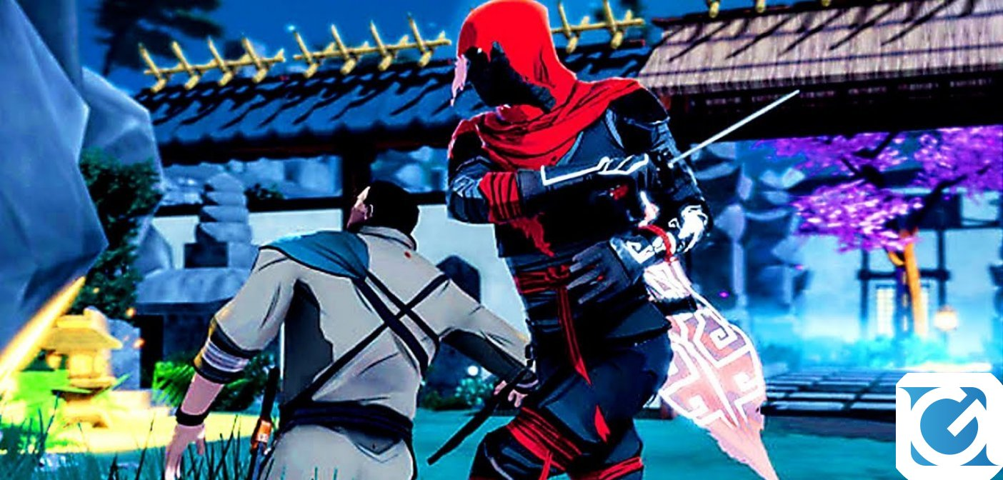 Aragami: Shadow Edition ha una data d'uscita su Switch