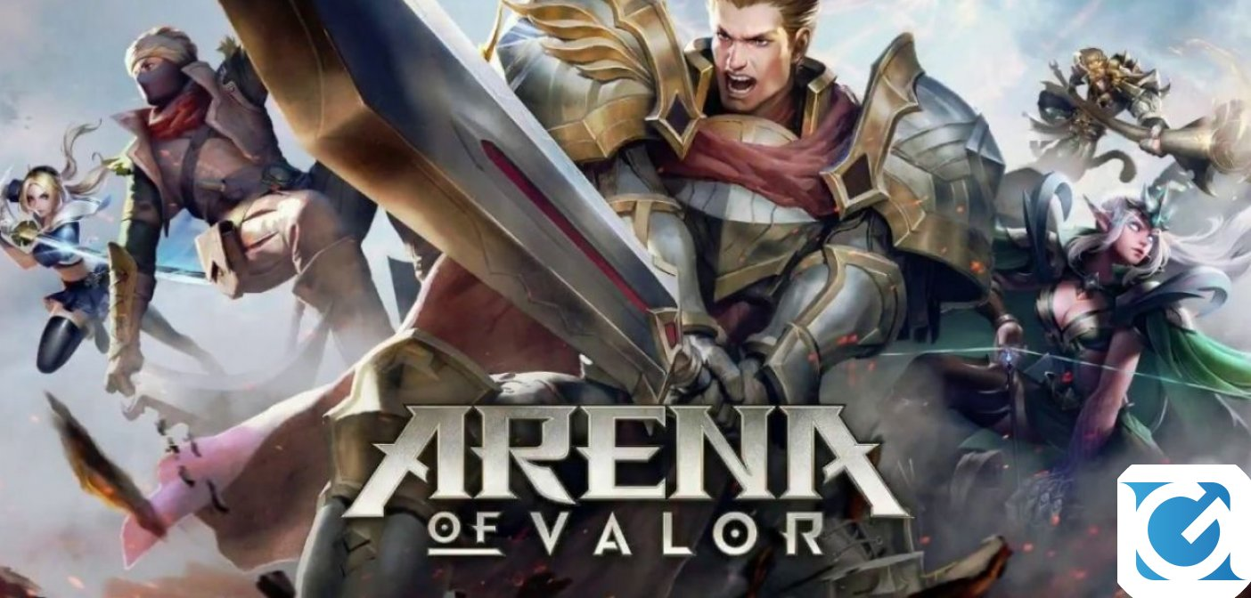 Arena of Valor/>         <br/>         <p itemprop=