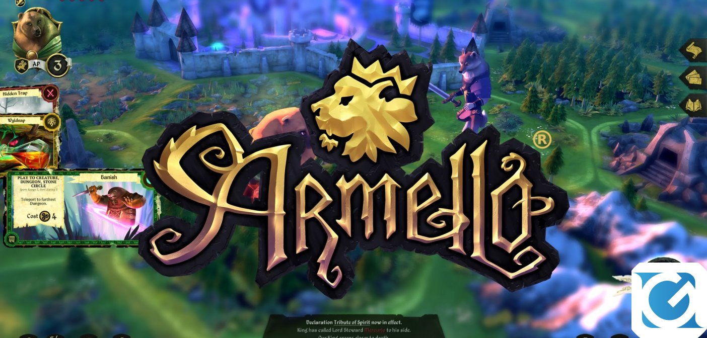 Armello annunciato per Nintendo Switch