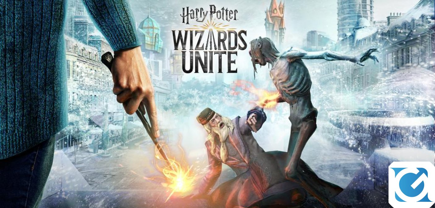 Arriva il lascito di Silente in Harry Potter: Wizards Unite