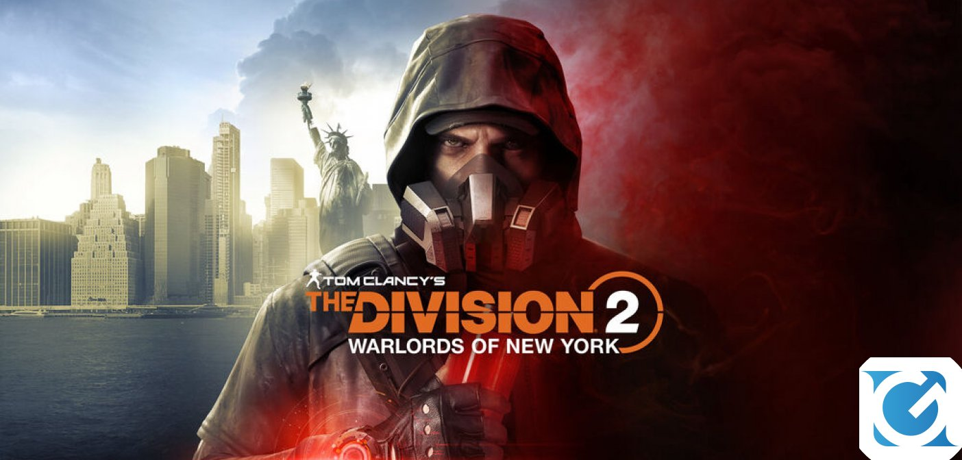Arriva il Title Update 11 di The Division 2: Warlords of New York