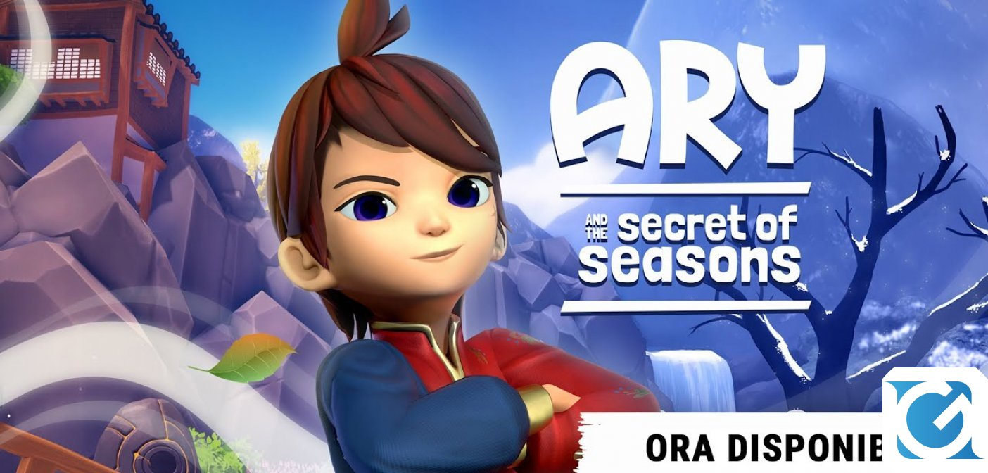 Ary and the Secret of Seasons è disponibile per PC e console