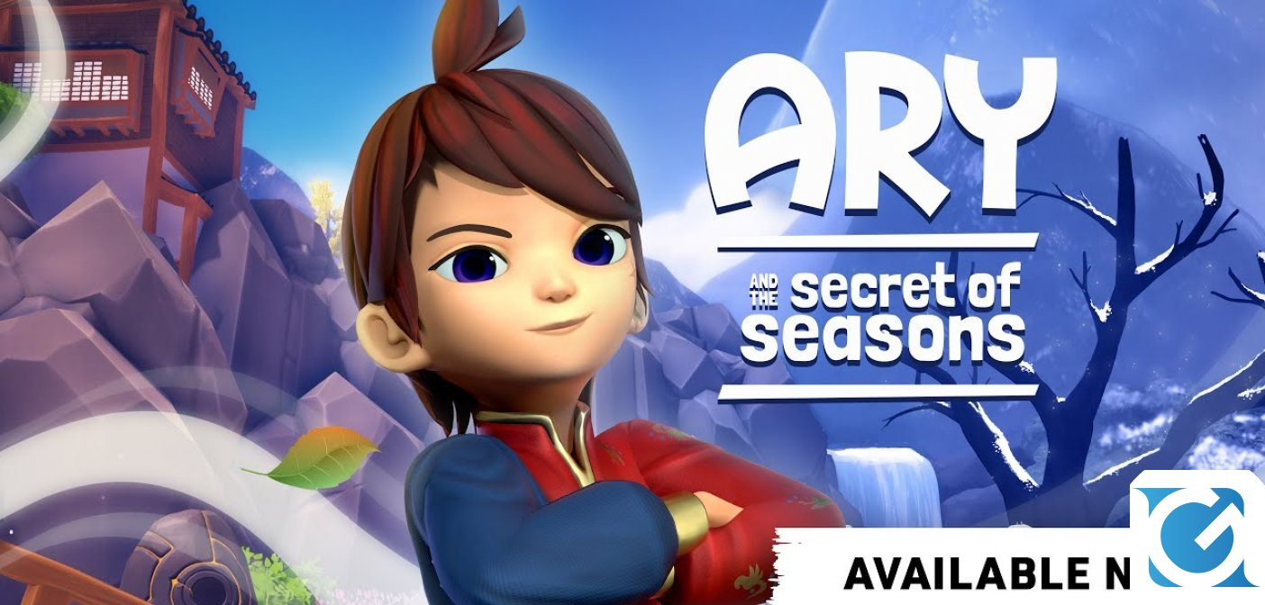 Ary and the Secret of Seasons è disponibile su Google Stadia
