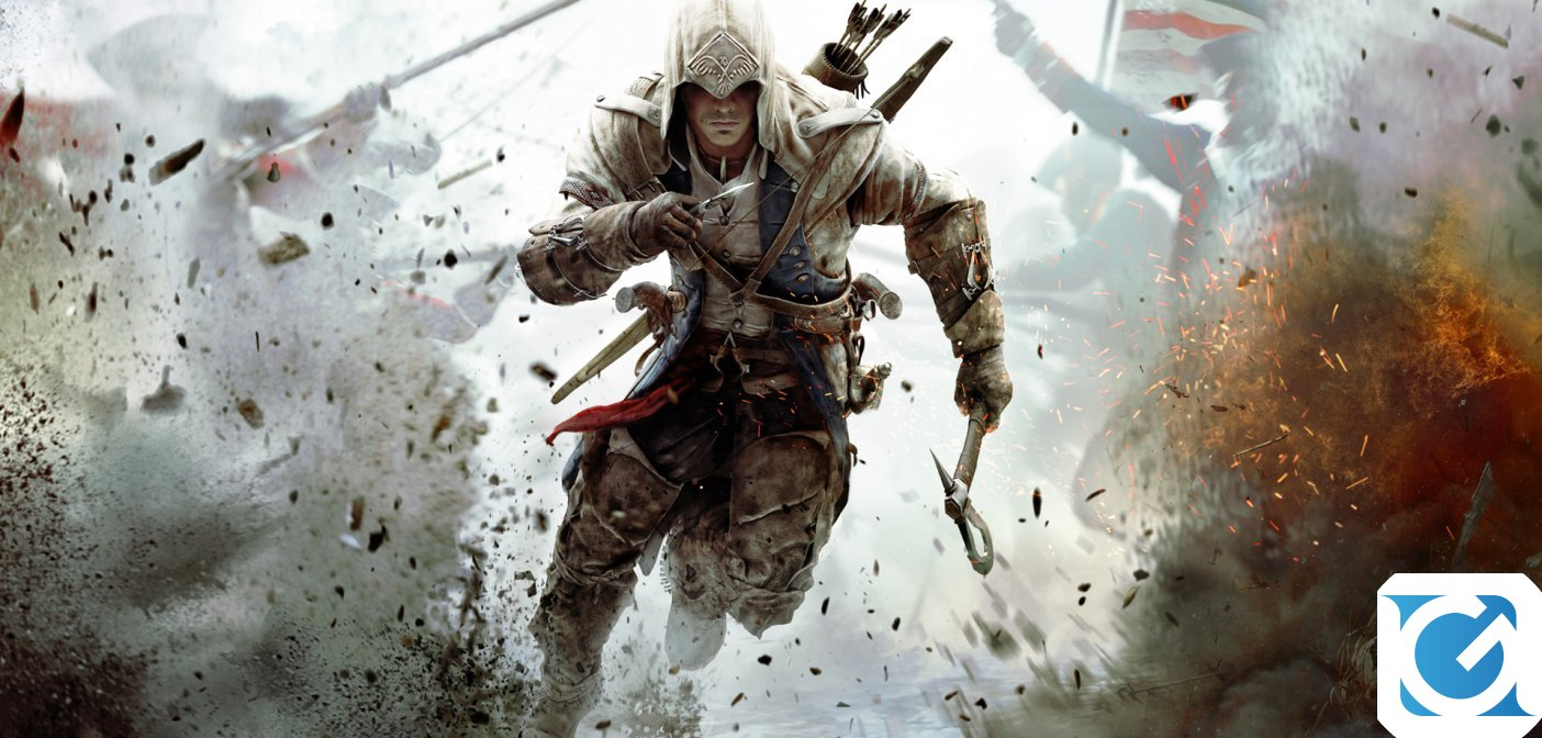 Ubisoft annuncia i requisiti minimi della versione PC di Assassin's Creed III Remastered