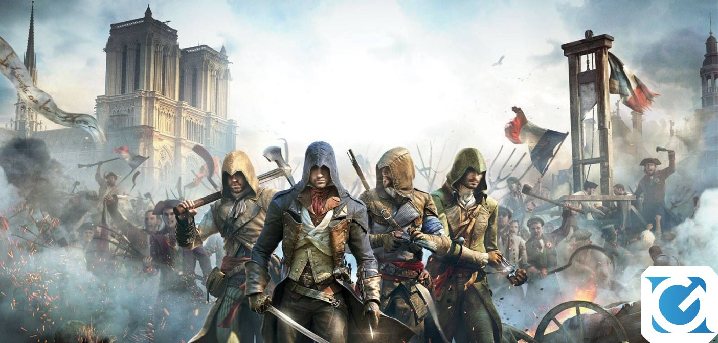 Assassin's Creed Origins, Assassin's Creed Syndicate e Assassin's Creed Unity sono disponibili su Stadia