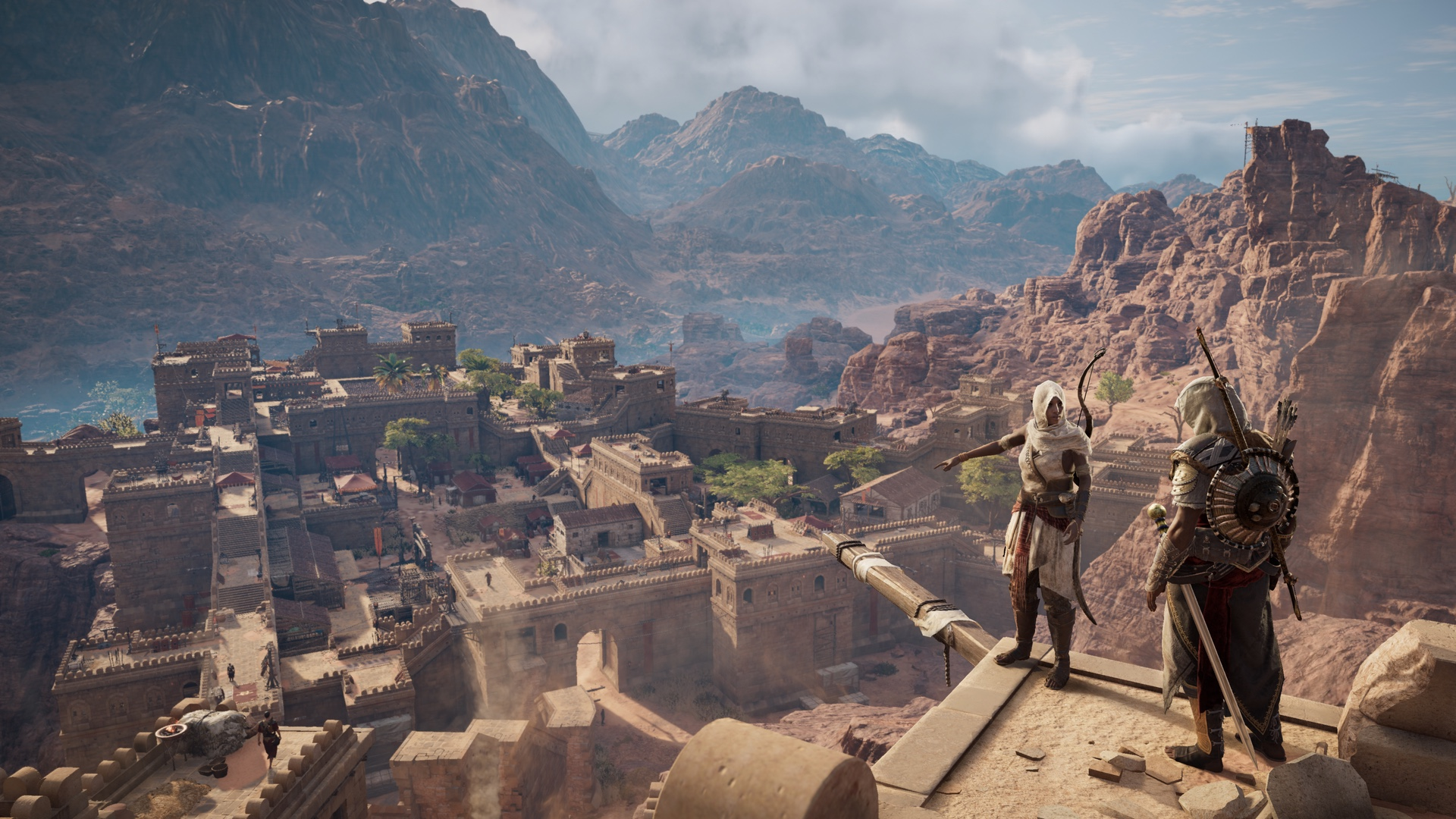 Assassin's Creed: Origins Gli Occulti