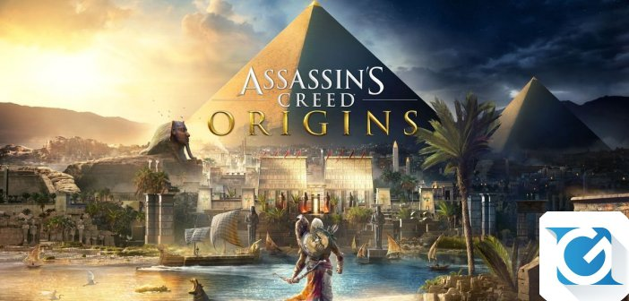 Assassins' Creed Origins: Arriva il primo contenuto scaricabile: Gli occulti