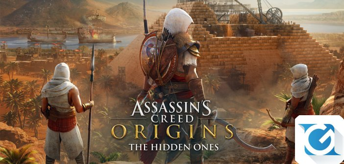 Assassins' Creed Origins: Gli Occulti e' disponibile al download!