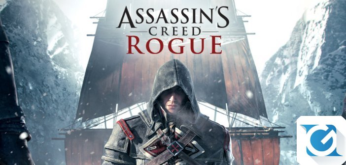 Assassin's Creed Rogue: Remastered arriva a marzo per XBOX One e Playstation 4