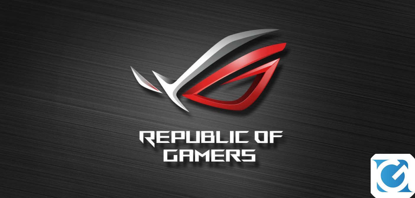 ASUS Republic of Gamers sarà a Lucca Comics & Games 2019