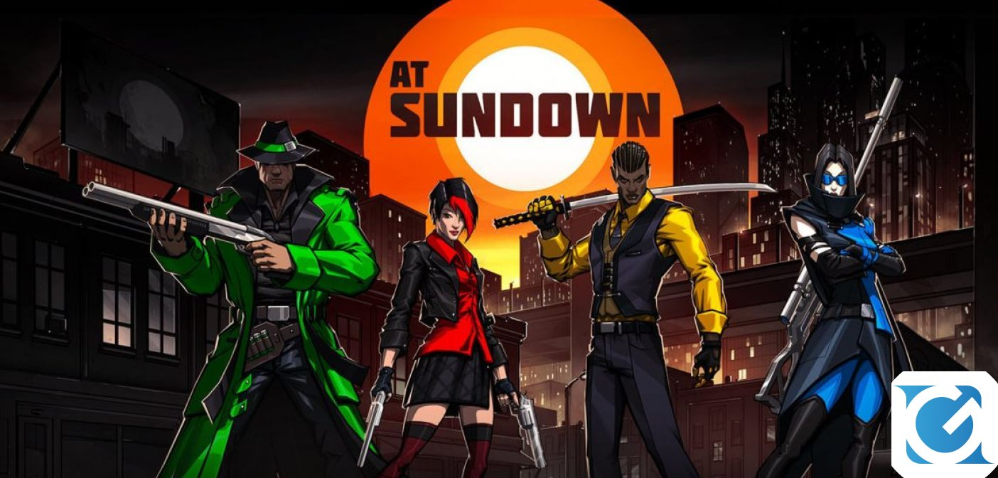 At Sundown è disponibile su PC