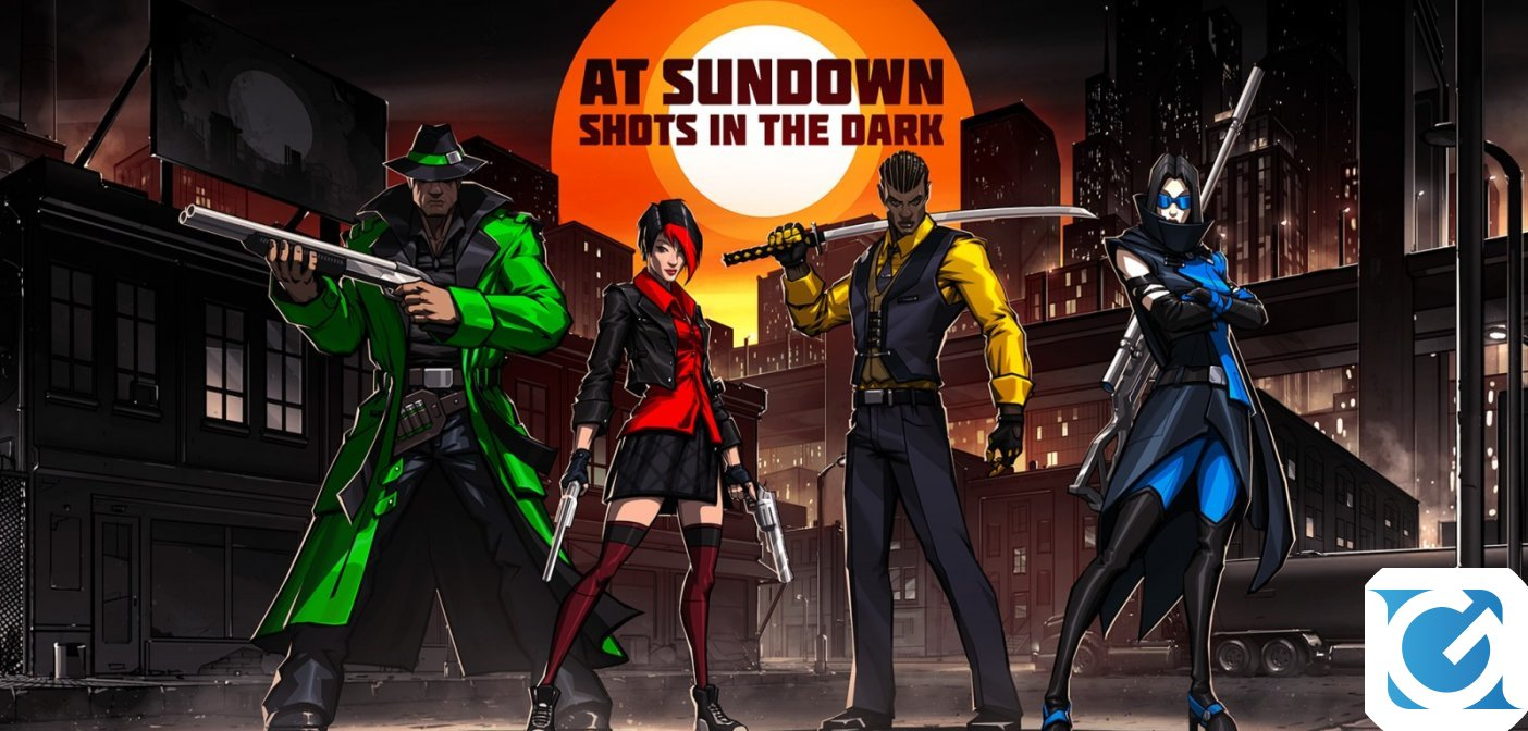 At Sundown: Shots In The Dark arriva il 22 gennaio su console