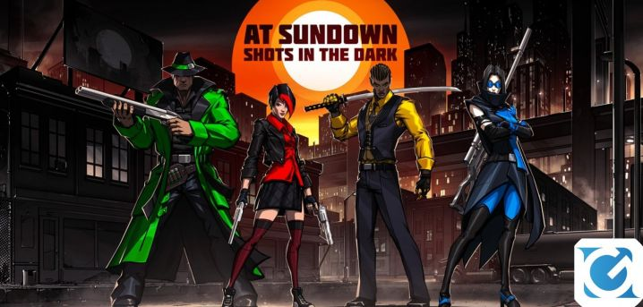 Recensione At Sundown: Shots in the Dark - Vedo / Nonvedo