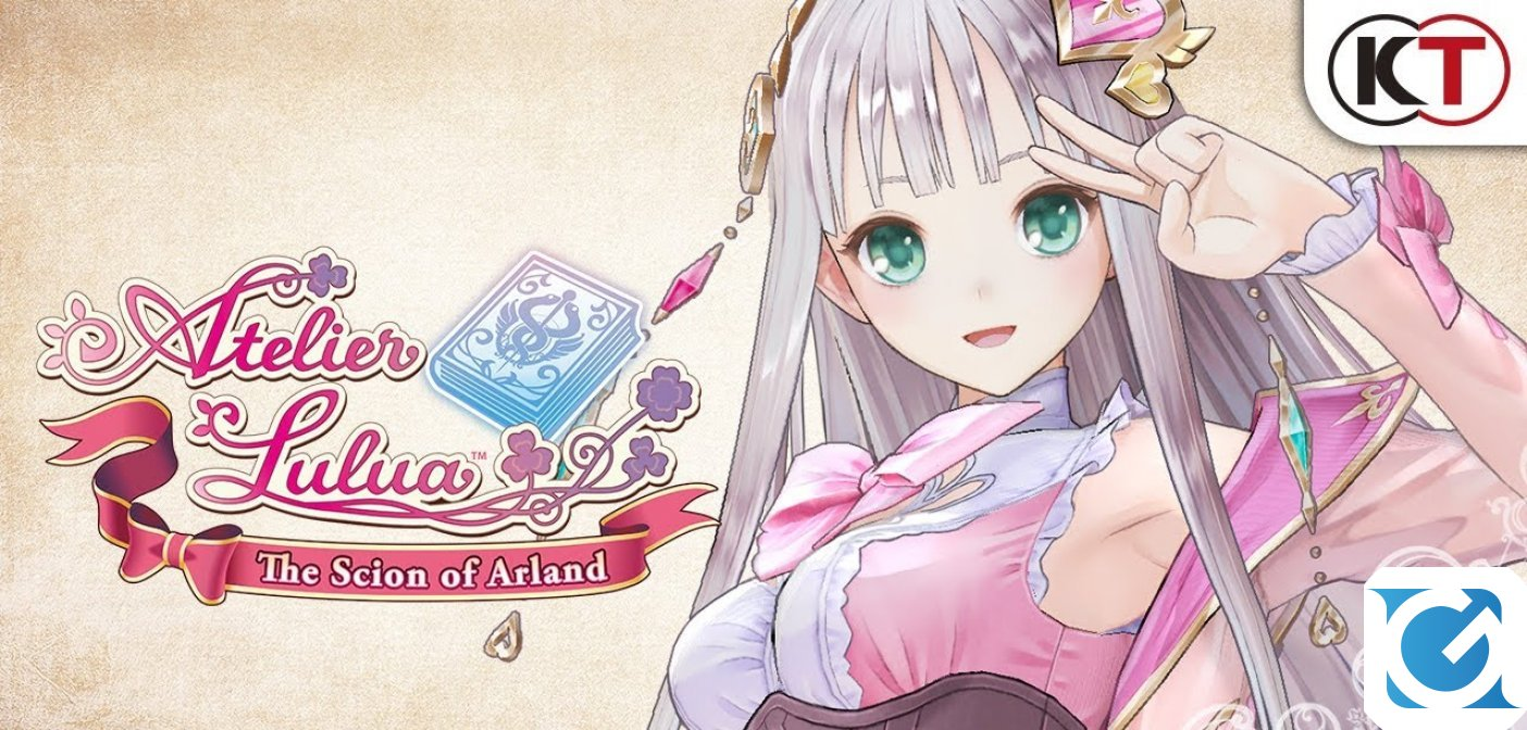 Atelier Lulua: The Scion of Arland arriva questo venerdì per PS 4, Switch e PC