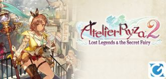 Atelier Ryza 2: Lost Legends & The Secret Fairy arriva questo venerdì