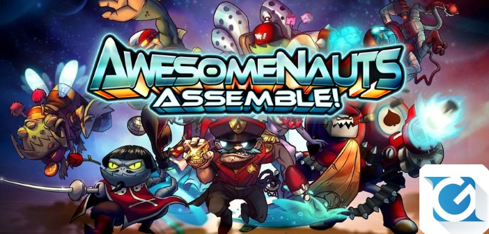 Recensione Awesomenauts Assemble