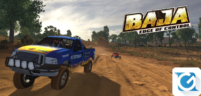 Baja: Edge of Control HD arrivera' su XBOX One e Playstation 4