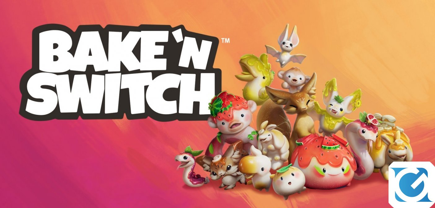 Bake 'n Switch è ora disponibile su Nintendo Switch