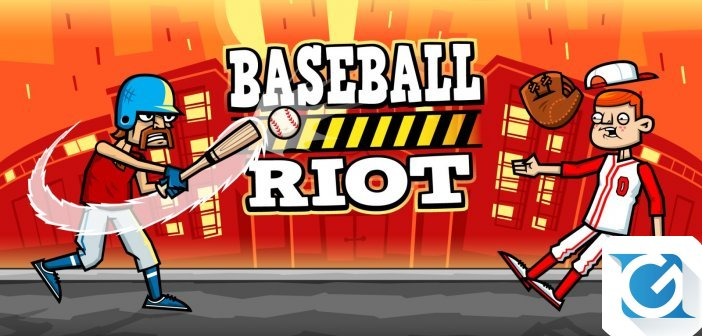 Baseball Riot e' disponibile per Nintendo Switch