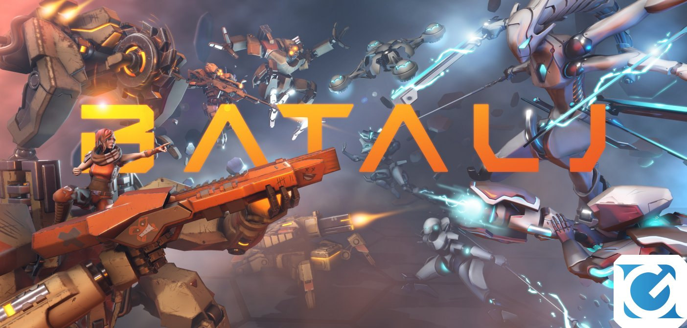 BATALJ è disponibile per PC