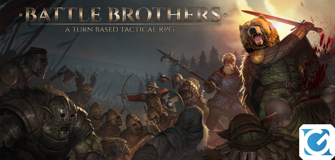 Battle Brothers arriverà su Nintendo Switch nel 2020