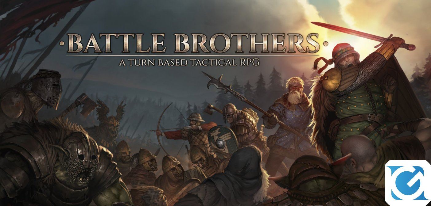 Recensione Battle Brothers per Nintendo Switch - Combattimenti a turni su Switch