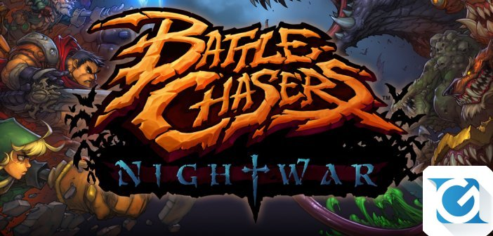 Annunciate le date di uscita per Battle Chasers: Nightwar,  ELEX e SpellForce 3
