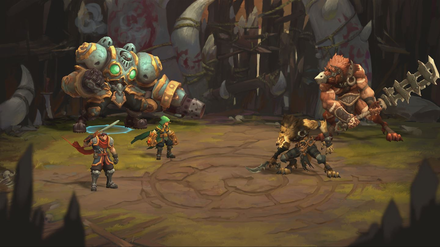 Battle Chasers: Nigthwar