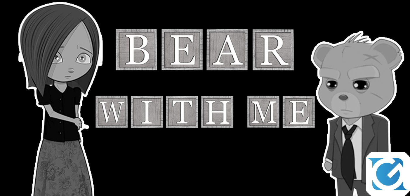 Bear With Me arriva su console grazie a Modus Games