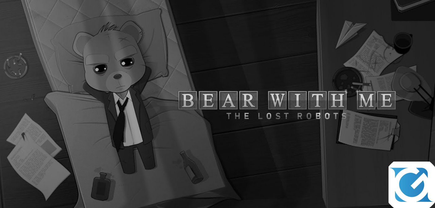 Bear With Me è disponibile su PC e console