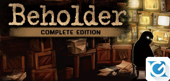 Recensione Beholder: Complete Edition per XBOX One